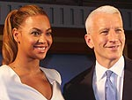 Beyonc&#233;: Jay-Z & I Love Changing Diapers | Anderson Cooper, Beyonce Knowles