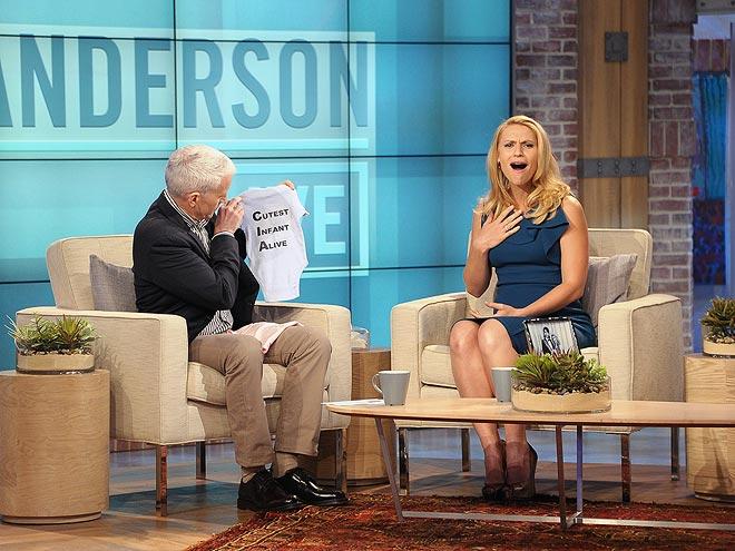 photo | Anderson Cooper, Claire Danes