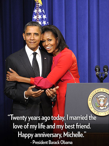 photo | Barack Obama, Michelle Obama
