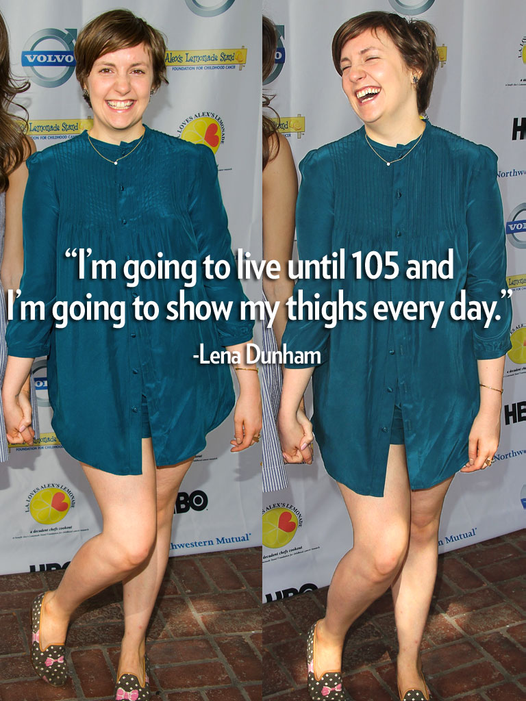 displaying 18 gt images for   lena dunham quotes