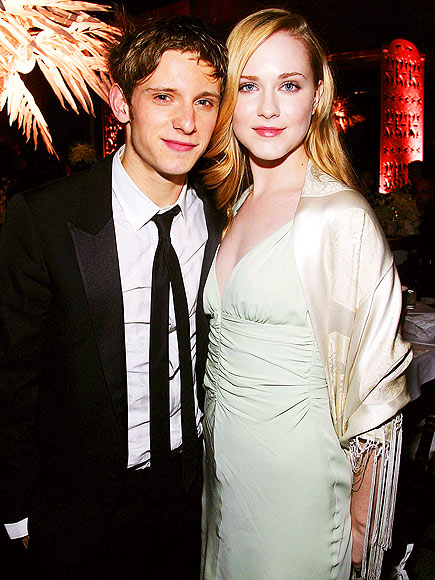 photo | Evan Rachel Wood, Jamie Bell