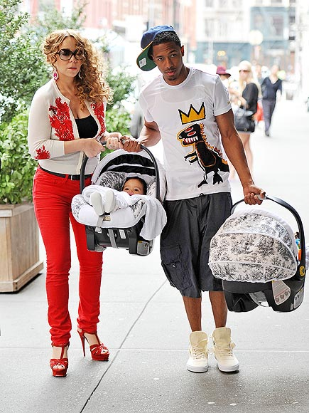 photo | Mariah Carey, Nick Cannon