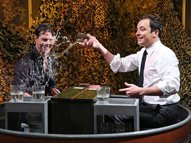  photo | Jimmy Fallon, Tom Cruise