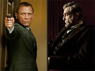 Lincoln. Abe Lincoln. What He and James Bond Have in Common