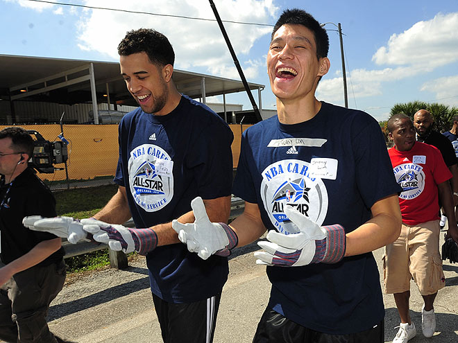 LANDRY & JEREMY