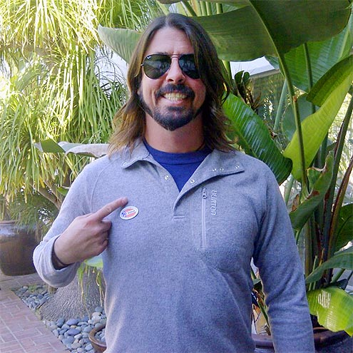 DAVE GROHL photo | Dave Grohl