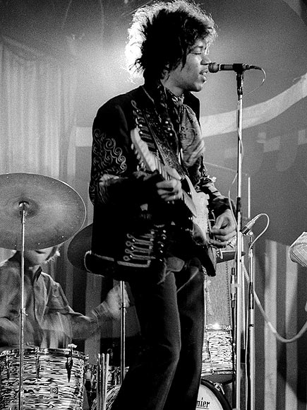 photo | Jimi Hendrix