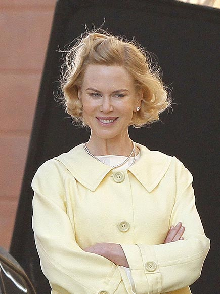 NICOLE KIDMAN AS GRACE KELLY photo | Nicole Kidman