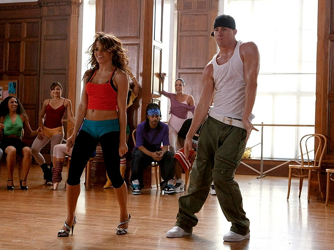 ALL THE RIGHT MOVES photo | Channing Tatum, Jenna Dewan