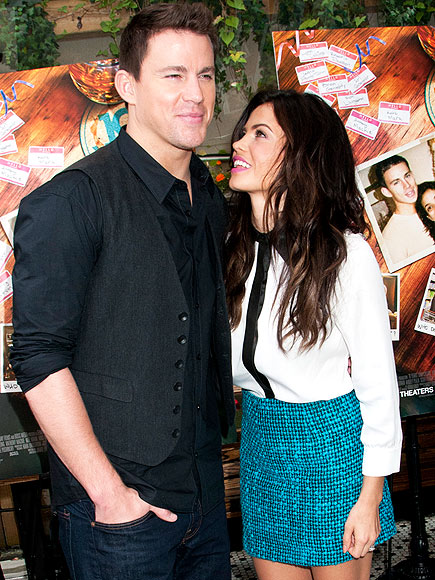 BABY MAKES THREE photo | Channing Tatum, Jenna Dewan
