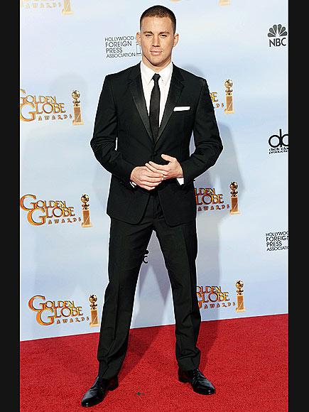 FORMAL PRESENTATION  photo | Channing Tatum