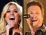 Celebs Rock Out at the CMA Music Festival | Carrie Underwood