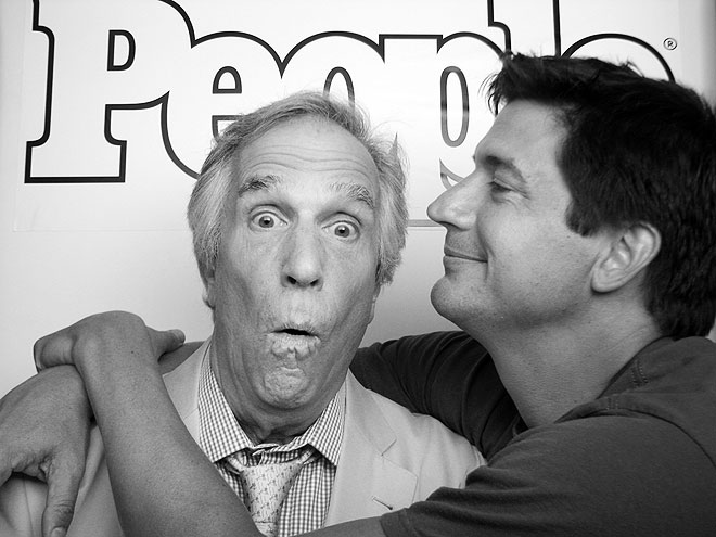 HENRY WINKLER & KEN MARINO photo | Henry Winkler