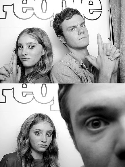 WILLOW SHIELDS & JACK QUAID photo | Jack Quaid