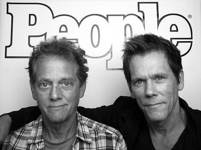 MICHAEL & KEVIN BACON photo | Kevin Bacon