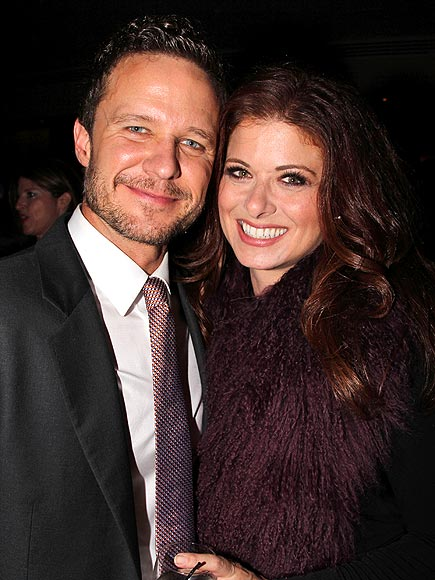 DEBRA MESSING: 1 WEEK
