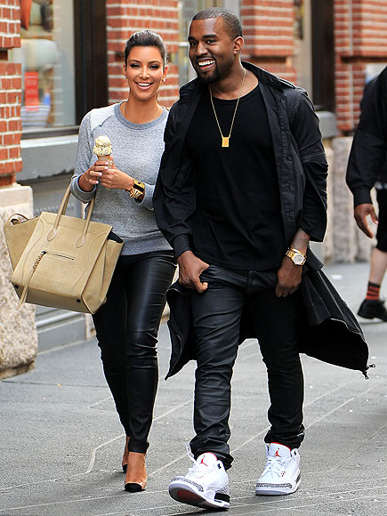 KIM KARDASHIAN: 5 MONTHS