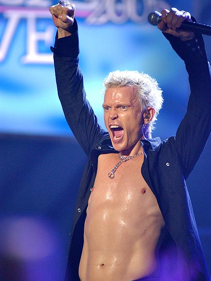 2005: BILLY IDOL photo | Billy Idol