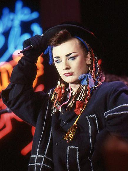 1984: BOY GEORGE photo | Boy George