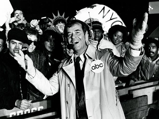 1986: NEW YORK photo | Dick Clark