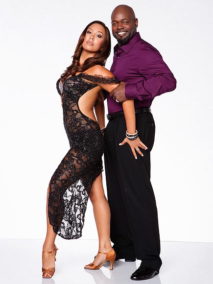 EMMITT & CHERYL photo | Cheryl Burke, Emmitt Smith