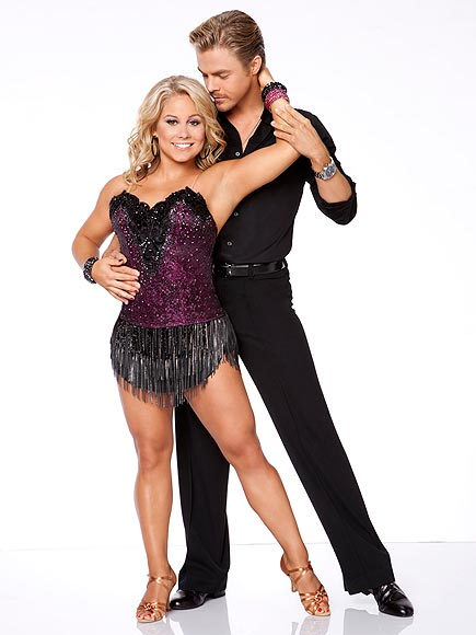 SHAWN & DEREK photo | Derek Hough, Shawn Johnson