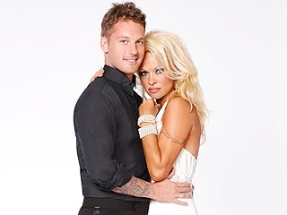 Pamela Anderson Felt She Let Down Her Dancing Partner | Pamela Anderson