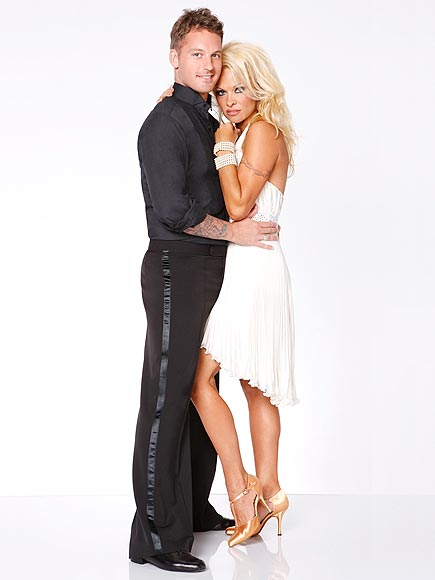 PAMELA & TRISTAN photo | Pamela Anderson