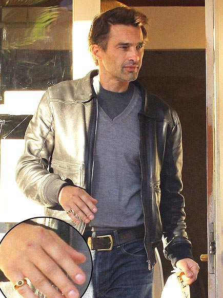 5. OLIVIER VS. GABRIEL photo | Olivier Martinez
