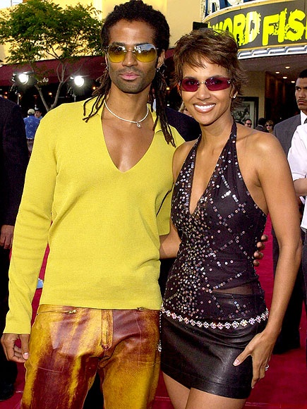 Eric Benet photo | Eric Benet, Halle Berry