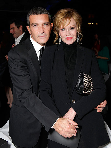 MELANIE & ANTONIO, 16 YEARS photo | Antonio Banderas, Melanie Griffith