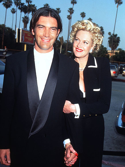 photo | Antonio Banderas, Melanie Griffith