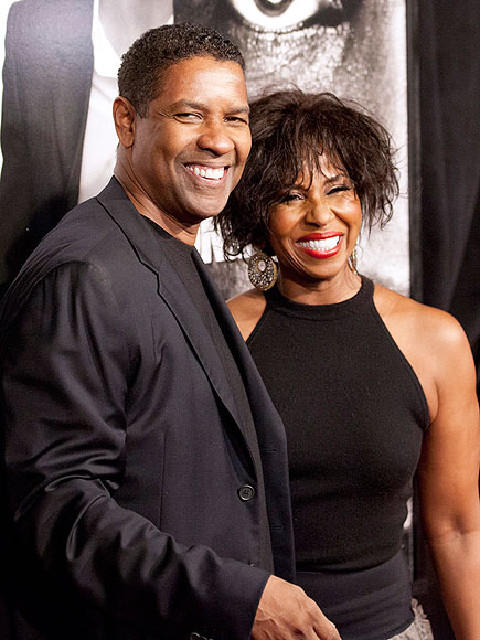 DENZEL & PAULETTE, 29 YEARS photo | Denzel Washington