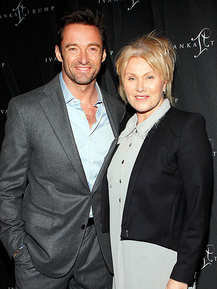HUGH & DEBORRA, 16 YEARS photo | Deborra-Lee Furness, Hugh Jackman