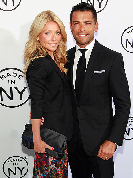 KELLY & MARK, 16 YEARS photo | Kelly Ripa, Mark Consuelos