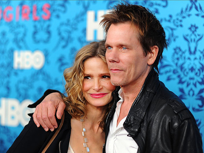 KEVIN & KYRA, 24 YEARS photo | Kevin Bacon, Kyra Sedgwick