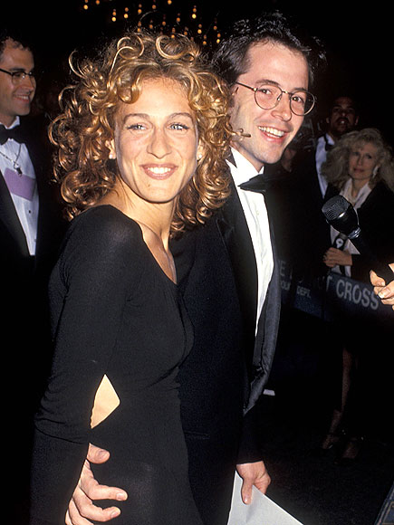  photo | Matthew Broderick, Sarah Jessica Parker