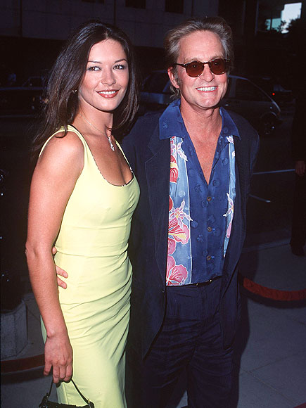 photo | Catherine Zeta-Jones, Michael Douglas