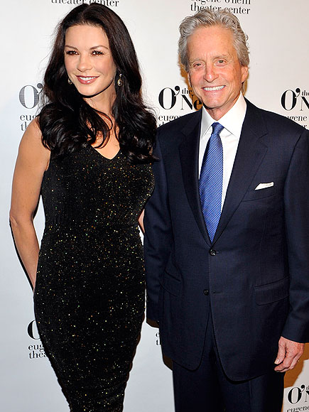 CATHERINE & MICHAEL, 12 YEARS photo | Catherine Zeta-Jones, Michael Douglas
