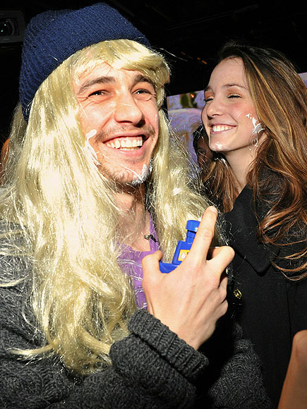 PARTY BOY photo | James Franco