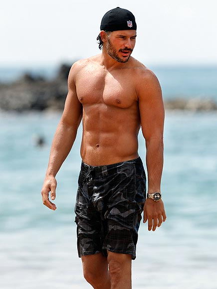 ANOTHER SHIRTLESS SHOT