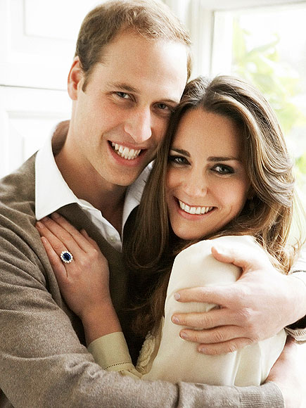 ROYAL BRIDE-TO-BE photo | Kate Middleton, Prince William