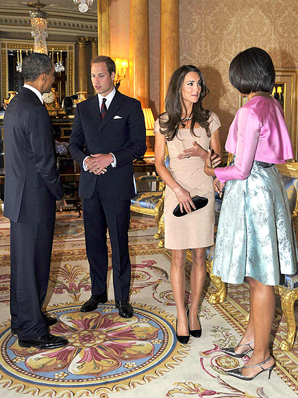 DRESSING TO IMPRESS photo | Barack Obama, Kate Middleton, Michelle Obama, Prince William