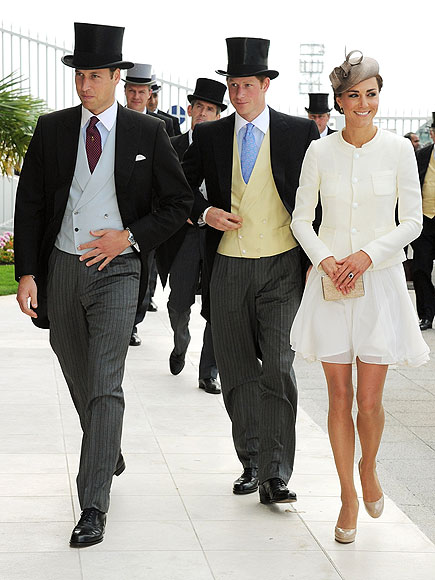 STYLE WINNER photo | Kate Middleton, Prince Harry, Prince William