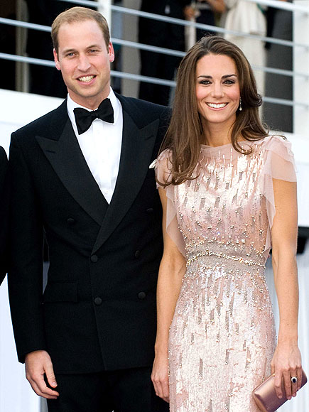 RED CARPET READY photo | Kate Middleton, Prince William