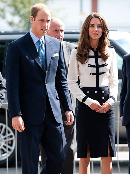 COMMUNITY SPIRIT photo | Kate Middleton, Prince William