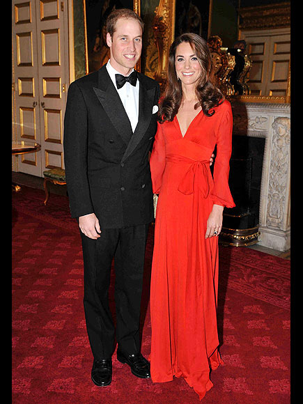 RED ALERT photo | Kate Middleton, Prince William