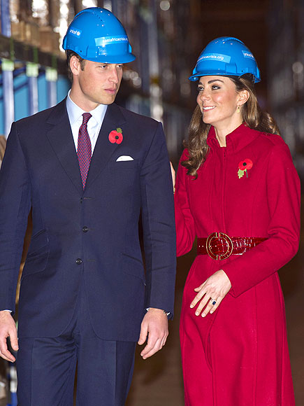 CHARITY CHAMPIONS photo | Kate Middleton, Prince William