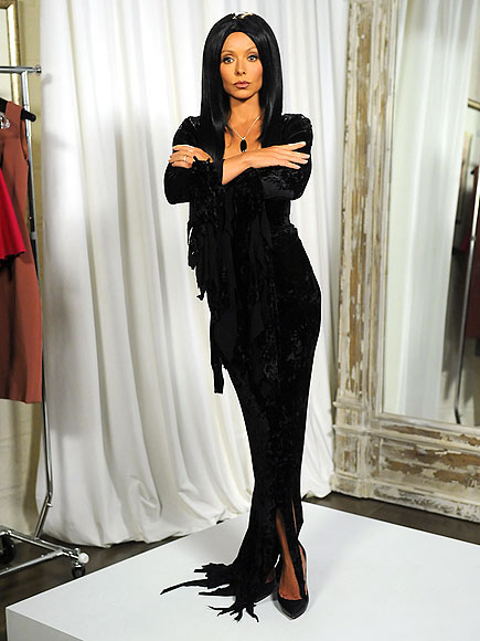 MORTICIA ADDAMS