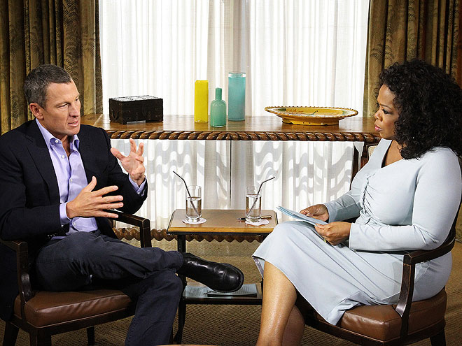 5. COMING CLEAN photo | Lance Armstrong, Oprah Winfrey